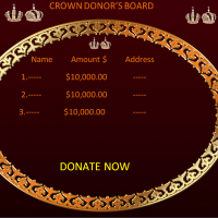 CROWN DONORS